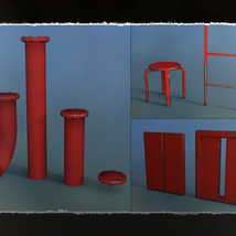 3D Scenery: Arctic Shelter image 7
