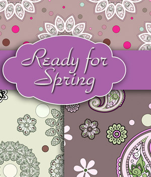 MR - Ready For Spring 2D Graphics Merchant Resources antje
