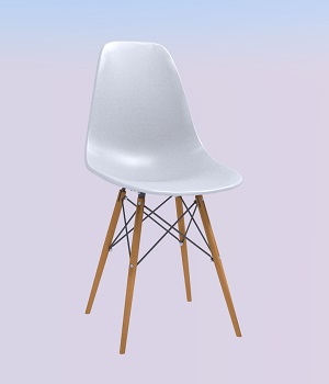 Modern chair real world scale - Extended License 3D Game Models : OBJ : FBX 3D Models Extended Licenses VALKERU64BITS