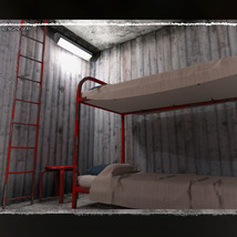 3D Scenery: Arctic Shelter - Extended License image 2