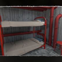 3D Scenery: Arctic Shelter - Extended License image 3
