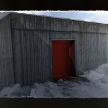 3D Scenery: Arctic Shelter - Extended License image 4