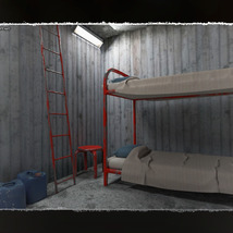 3D Scenery: Arctic Shelter - Extended License image 6