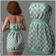 Cherry Dress and 14 Styles for La Femme image 5