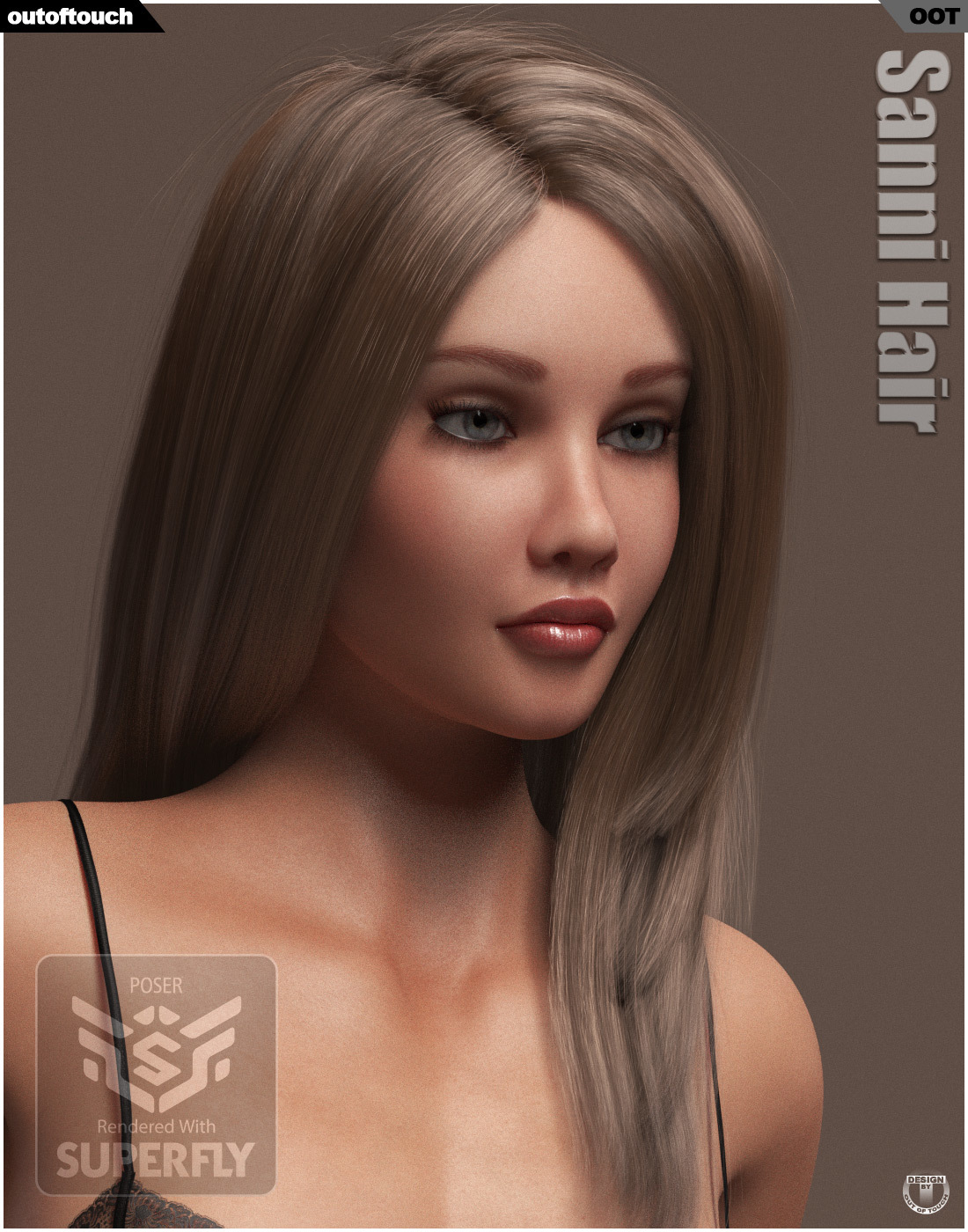 Sanni Hair for La Femme by outoftouch