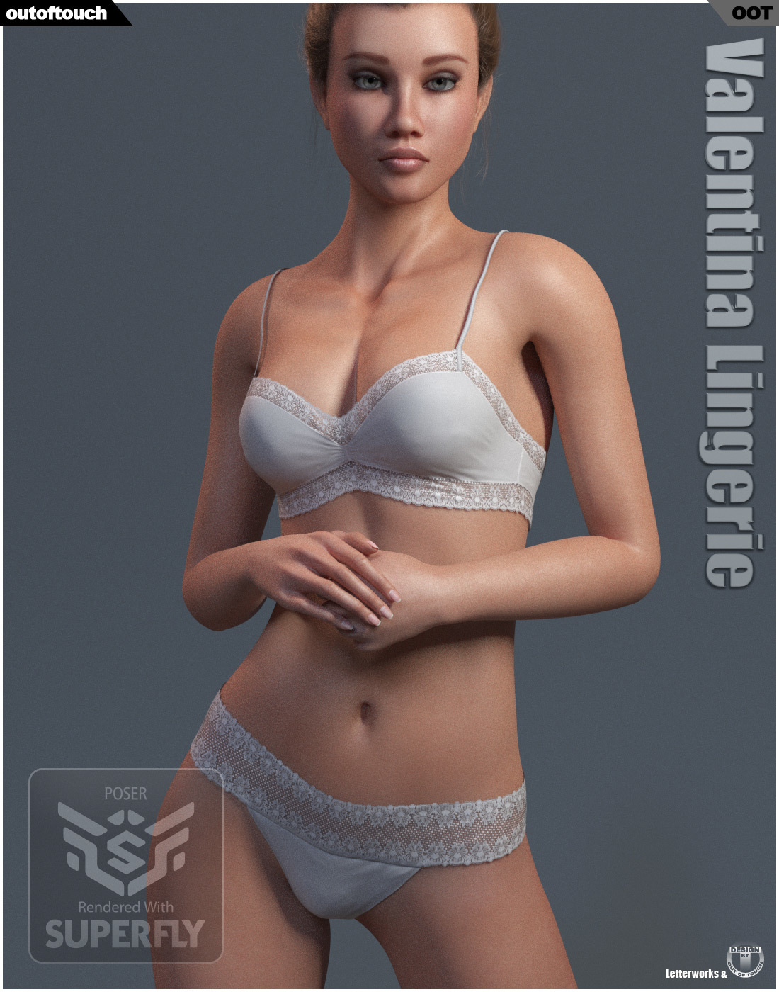 Valentina Lingerie for La Femme by outoftouch