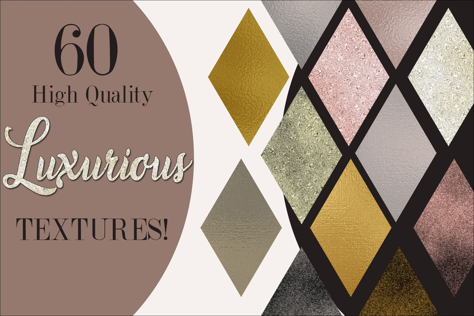 Luxurious Textures Collection