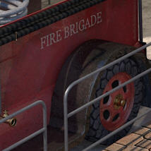 The Old Fire Station for Daz Studio image 1