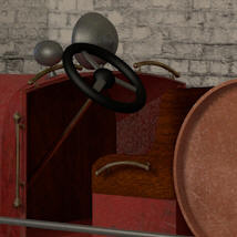 The Old Fire Station for Daz Studio image 4