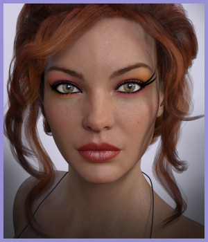 Make Me Up L.I.E and Merchant Resource for G8F 3D Figure Assets Merchant Resources -Wolfie-