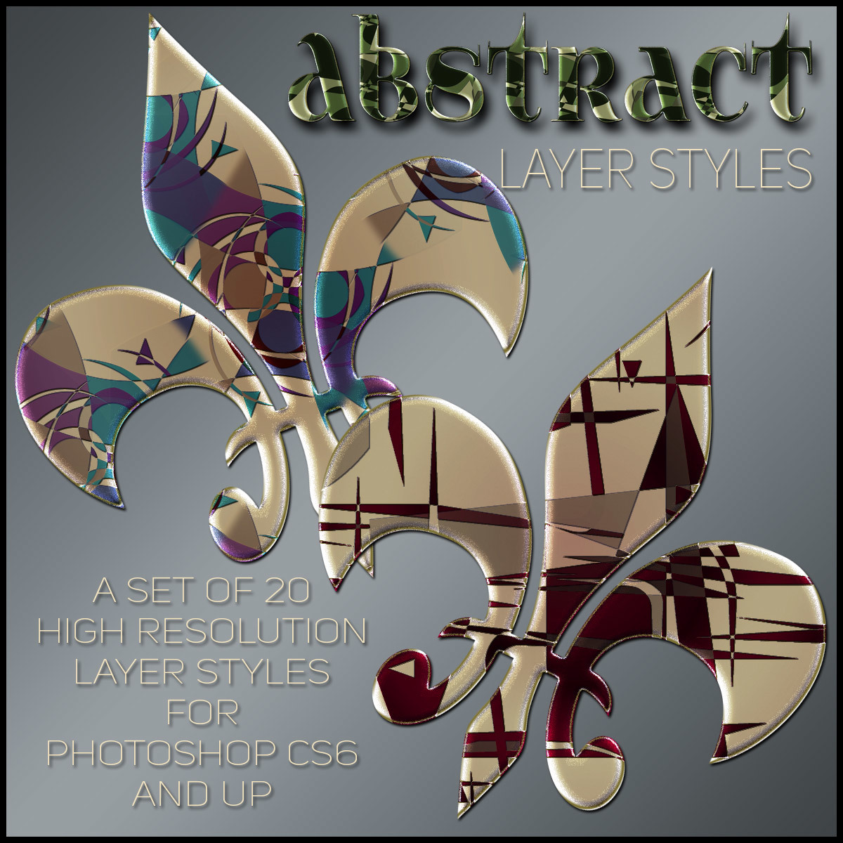 Abstract Styles  by antje