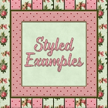 Shabby Chic PS Layer Styles image 2