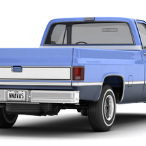 GENERIC PICKUP TRUCK 3 - Extended Licence image 2
