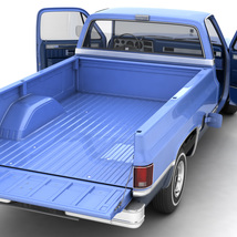 GENERIC PICKUP TRUCK 3 - Extended Licence image 3