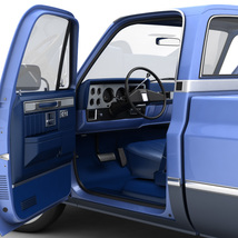 GENERIC PICKUP TRUCK 3 - Extended Licence image 4