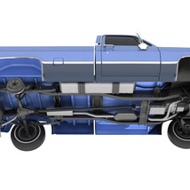 GENERIC PICKUP TRUCK 3 - Extended Licence image 5