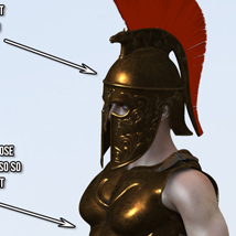 Greek Hero - The Armour image 1