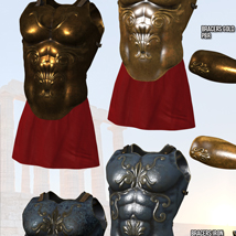 Greek Hero - The Armour image 3