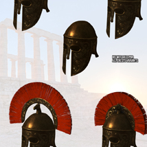 Greek Hero - The Armour image 5