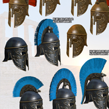 Greek Hero - The Armour image 7
