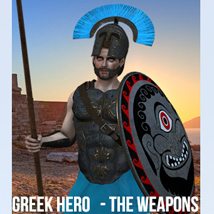 Greek Hero - The Armour image 8