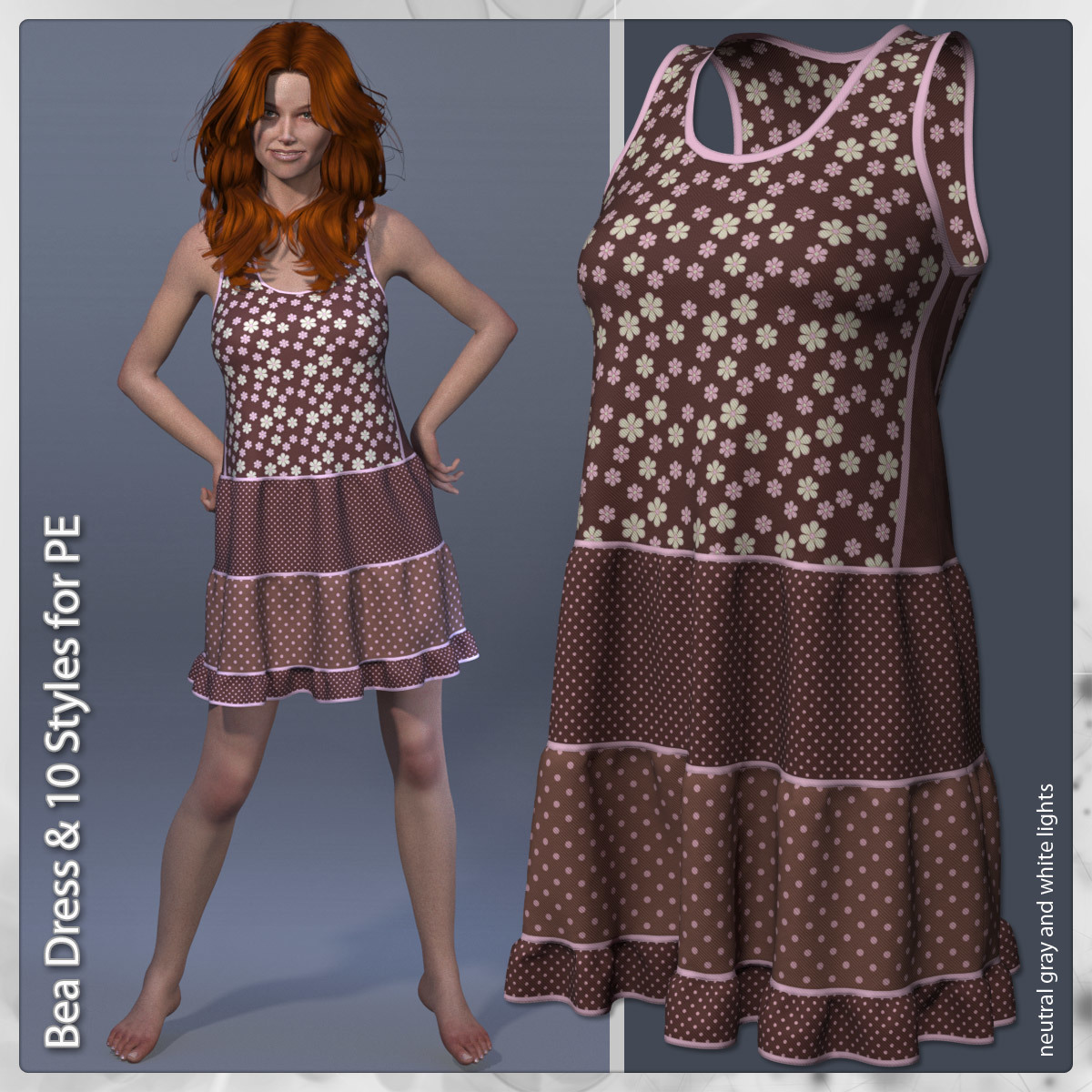 Bea Dress and 10 Styles for Project Evolution