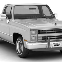 GENERIC PICKUP TRUCK 2 - Extended License image 1