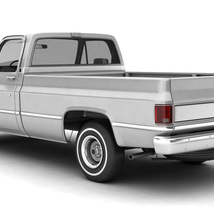 GENERIC PICKUP TRUCK 2 - Extended License image 2