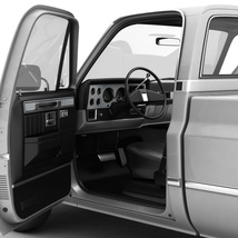 GENERIC PICKUP TRUCK 2 - Extended License image 4