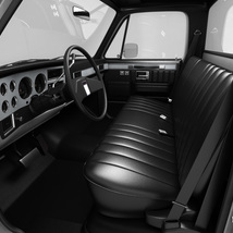 GENERIC PICKUP TRUCK 2 - Extended License image 5