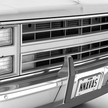 GENERIC PICKUP TRUCK 2 - Extended License image 9