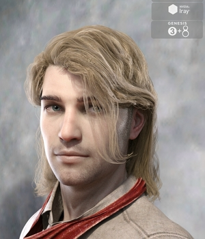 Zorius Hair for G3 G8 Males