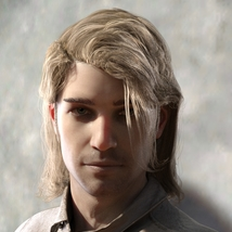 Zorius Hair for G3 G8 Males image 1