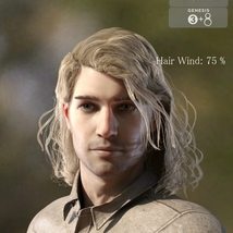 Zorius Hair for G3 G8 Males image 2