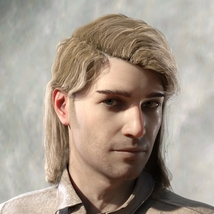 Zorius Hair for G3 G8 Males image 3