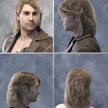 Zorius Hair for G3 G8 Males image 7