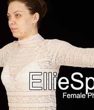 EllieSpringlare, Female Full Figure Photo References 2D Graphics levius