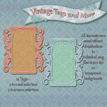 Vintage Tags and More image 5