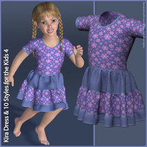 Kira Dress and 10 Styles for the Kids 4 image 1
