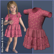 Kira Dress and 10 Styles for the Kids 4 image 2