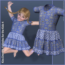 Kira Dress and 10 Styles for the Kids 4 image 3