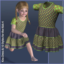 Kira Dress and 10 Styles for the Kids 4 image 4