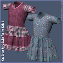 Kira Dress and 10 Styles for the Kids 4 image 5