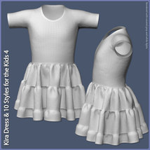 Kira Dress and 10 Styles for the Kids 4 image 7
