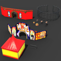 POWER CIRCUS ACCESSORIES for DS Iray image 3