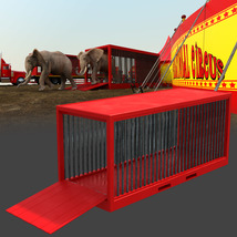 POWER CIRCUS VEHICLES for DS Iray image 1