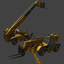 POWER CIRCUS VEHICLES for DS Iray image 3