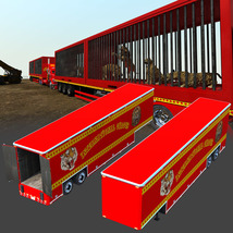 POWER CIRCUS VEHICLES for DS Iray image 4