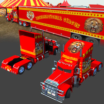 POWER CIRCUS VEHICLES for DS Iray image 6