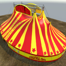 POWER CIRCUS BUNDLE for DS Iray image 12